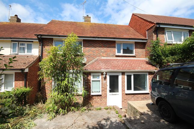3 bed terraced house to rent in Ravenswood Drive, Brighton BN2