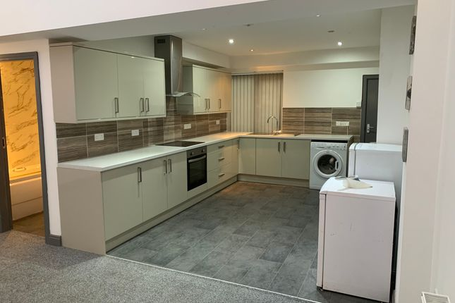 Kitchen of Clifton Street, Blackpool FY1