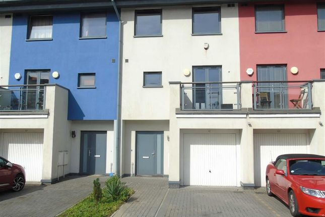 Thumbnail Town house for sale in St Margarets Court, Maritime Quarter, Swansea