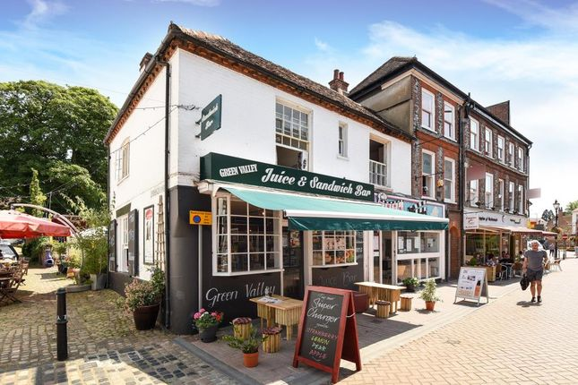 Thumbnail Retail premises to let in Business For Sale, High Street Chesham