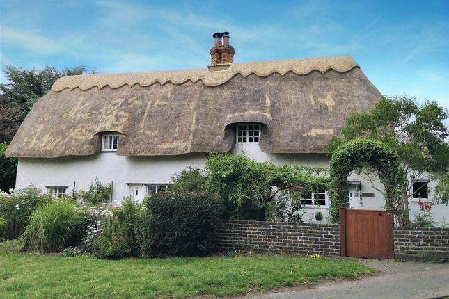 Thumbnail Property for sale in High Street, Foxton, Cambridge