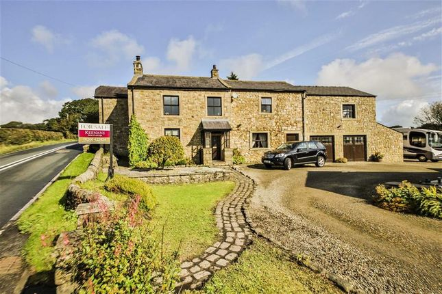 4 bed detached house for sale in Slaidburn Road, Waddington, Clitheroe