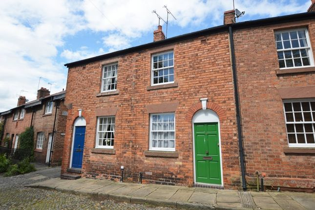 Thumbnail Terraced house to rent in Greenway Street, Handbridge, Chester