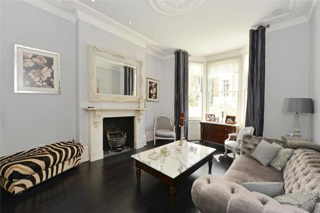 Thumbnail Terraced house for sale in Wharfedale Street, Chelsea, London