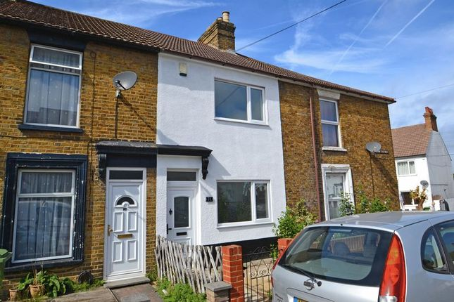 Thumbnail Terraced house to rent in Goodnestone Road, Sittingbourne