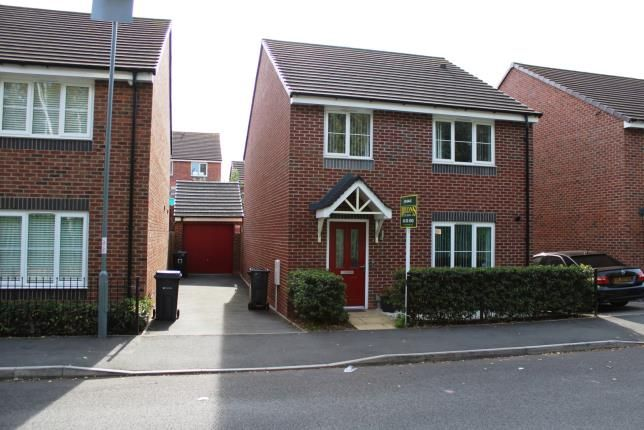 Thumbnail Detached house for sale in Booths Lane, Great Barr, Birmingham