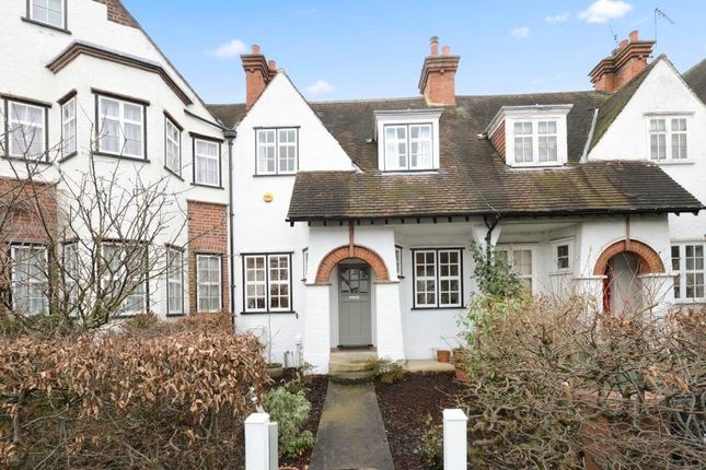 3 bed terraced house for sale in Ludlow Road, London