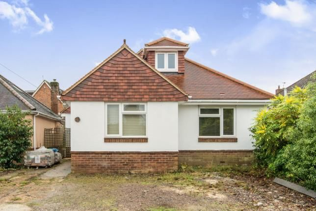 Thumbnail Bungalow for sale in Chandler's Ford, Eastleigh, Hampshire