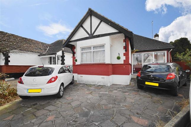 Thumbnail Detached bungalow for sale in Marshall Close, Leigh On Sea, Essex