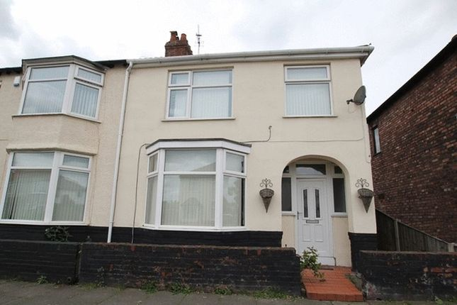Thumbnail Semi-detached house for sale in Lance Lane, Wavertree, Liverpool