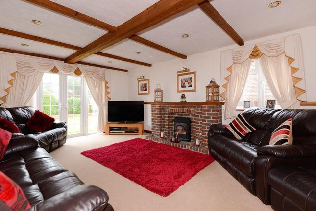 Living Room of Battery Road, Lydd On Sea, Romney Marsh TN29