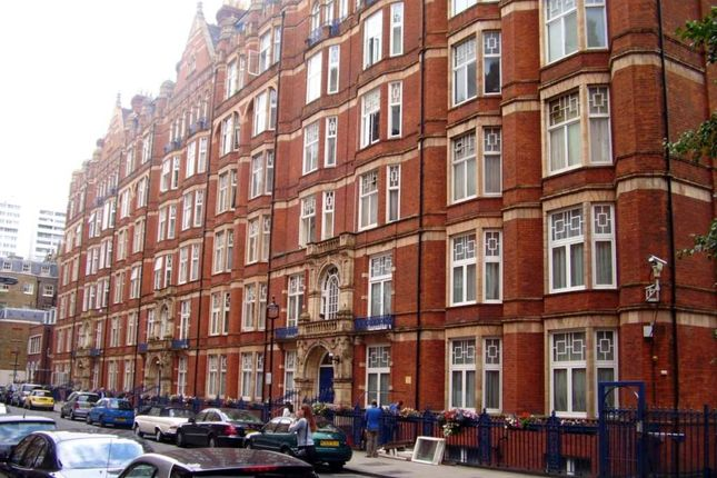 Thumbnail Flat for sale in Bickenhall Mansions, Bickenhall Street