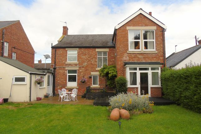 Thumbnail Detached house for sale in Stakeford Lane, Stakeford, Choppington