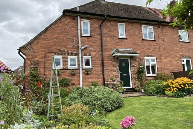 Thumbnail Semi-detached house for sale in Toad Lane, Elston, Nottinghamshire.