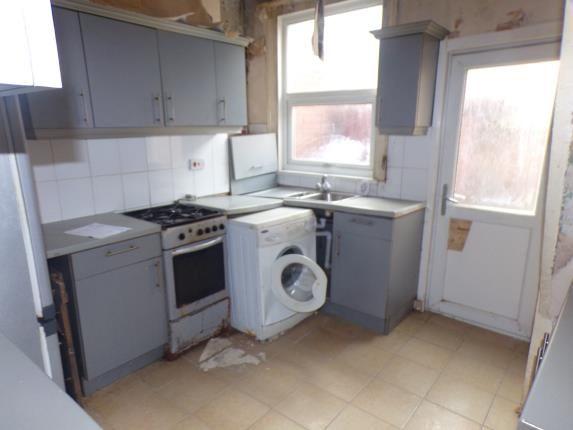 Kitchen of Hinton Street, Kensington, Liverpool, Merseyside L6