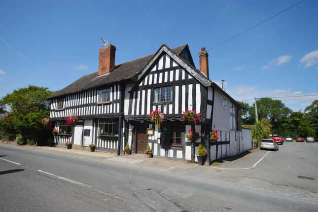 Thumbnail Pub/bar for sale in Leominster HR6 9Hb,