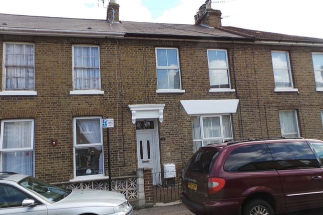 Thumbnail Terraced house for sale in Queens Road, Edmonton