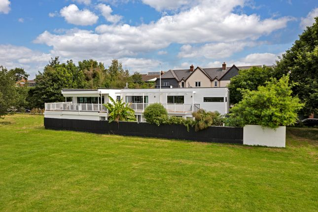 Thumbnail Detached house for sale in Ferry Road, Topsham, Exeter, Devon