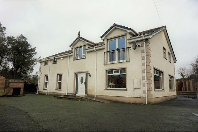 Thumbnail Detached house for sale in Burnside Road, Ballyclare