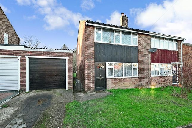 Thumbnail Semi-detached house for sale in Briar Road, Bexley, Kent