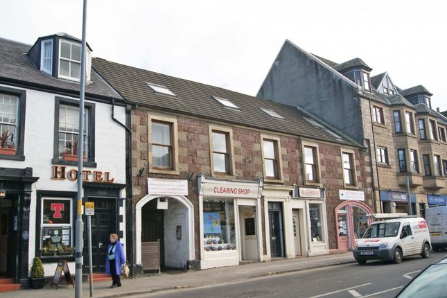 Thumbnail Flat to rent in Main Street, Callander