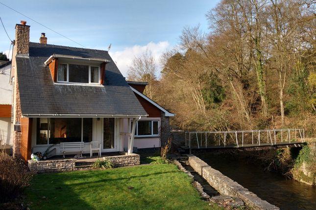 Thumbnail Detached house for sale in Llangenny, Crickhowell