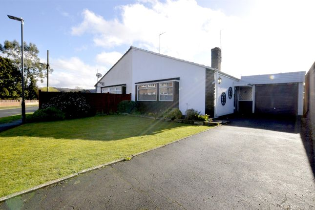 Thumbnail Semi-detached bungalow for sale in Crescent Road, Stonehouse, Gloucestershire