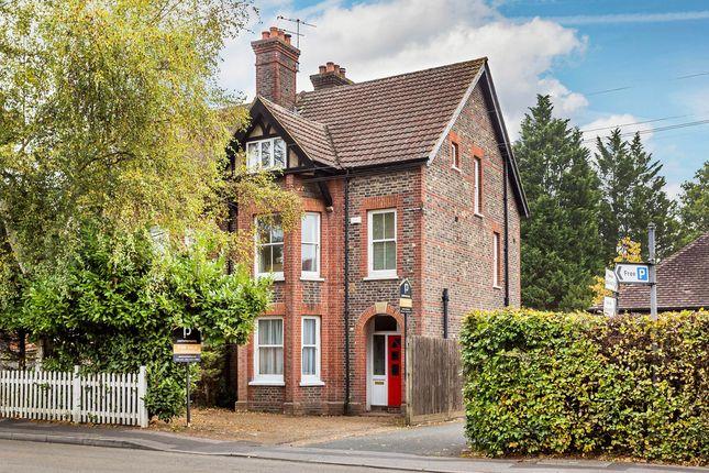 Thumbnail Semi-detached house for sale in Station Road, Edenbridge