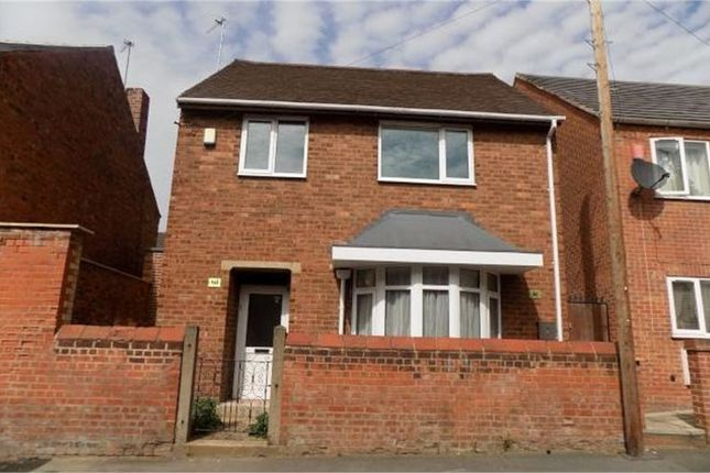Thumbnail Flat to rent in Manvers Street, Worksop, Nottinghamshire