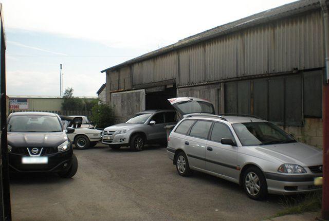 Thumbnail Parking/garage for sale in Savile Road, Castleford