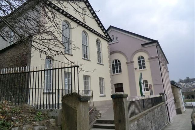 Thumbnail Flat to rent in Prendergast, Haverfordwest, Pembrokeshire