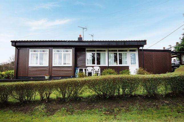 Thumbnail Detached bungalow for sale in Maes Yr Awel, Ponterwyd, Aberystwyth, Ceredigion