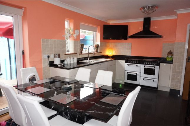 Thumbnail Link-detached house for sale in Ebenezer Close, Witham