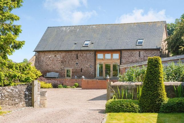 Thumbnail Detached house for sale in Wormelow, Hereford