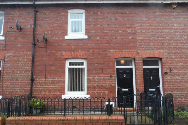 Thumbnail Terraced house for sale in Ebor Street, Heaton, Newcastle Upon Tyne