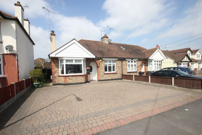 Thumbnail Property for sale in Rectory Road, Hawkwell, Hockley