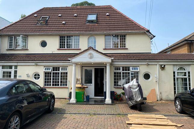 Thumbnail Flat to rent in Long Lane, Uxbridge/Hillingdon