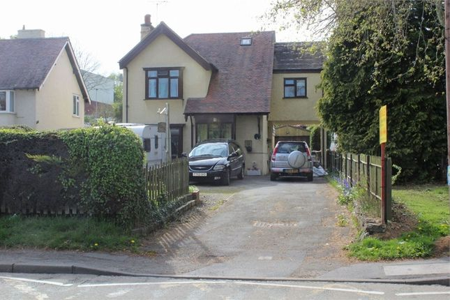Thumbnail Detached house for sale in Hereford Road, Leominster, Herefordshire
