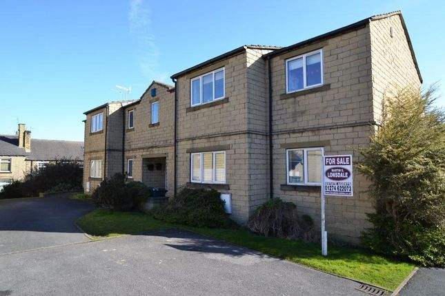Thumbnail Flat for sale in Emmeline Close, Idle, Bradford