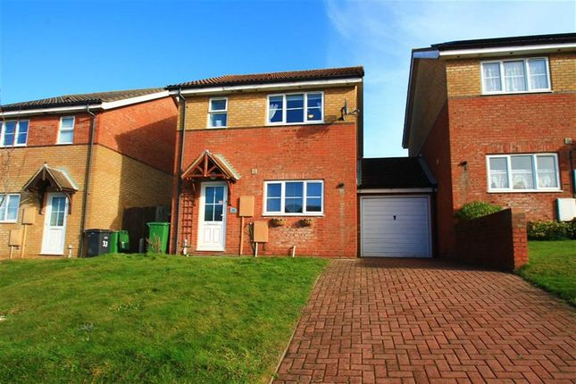 Thumbnail Detached house for sale in Bunting Close, St Leonards-On-Sea, East Sussex