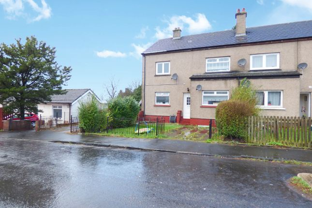 Front View of Leven Road, Coatbridge, Lanarkshire ML5