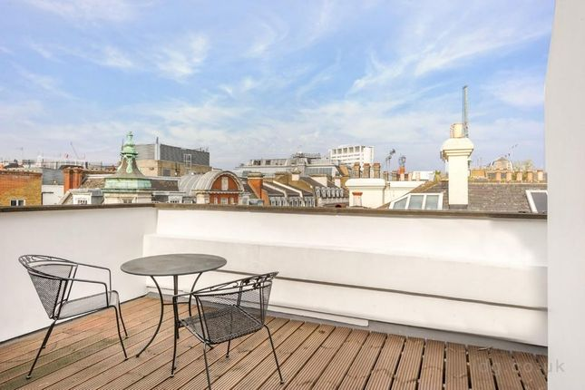 Thumbnail Flat for sale in Exchange Court, Covent Garden, London