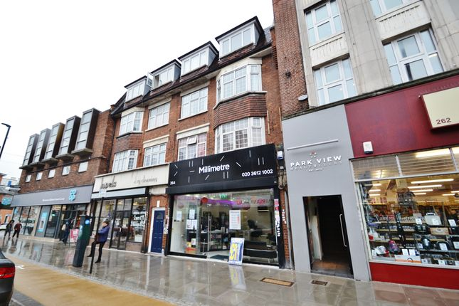 Thumbnail Flat for sale in Green Lanes, Palmers Green