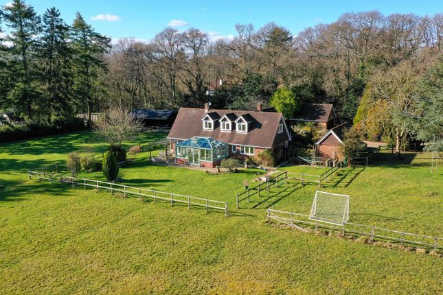 Thumbnail Property for sale in Hightown Hill, Ringwood