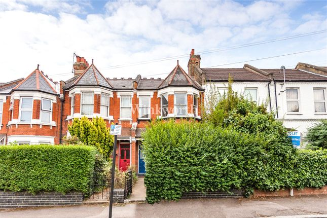 Thumbnail Terraced house for sale in Newnham Road, Wood Green