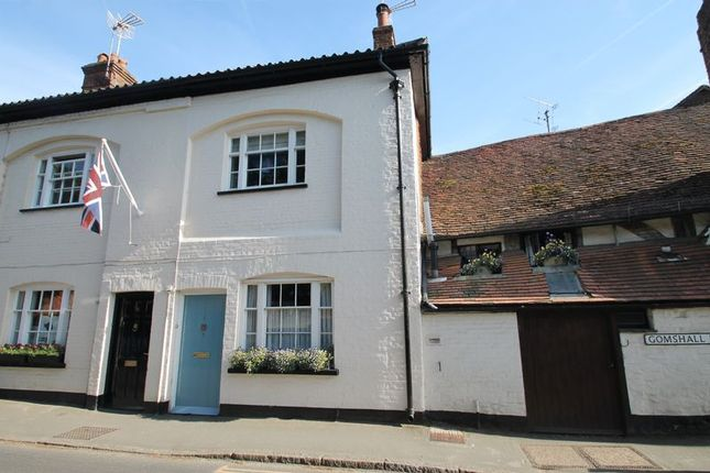 Thumbnail Terraced house for sale in Gomshall Lane, Shere, Guildford