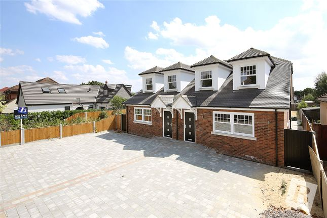 Thumbnail Semi-detached house for sale in Homeway, Romford