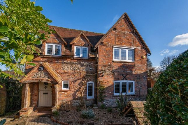 Thumbnail Detached house for sale in Missenden Road, Great Kingshill, High Wycombe