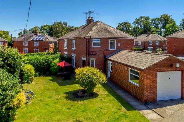 Thumbnail Semi-detached house for sale in Auster Bank Road, Tadcaster