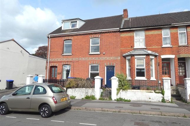 Thumbnail Terraced house to rent in Rampart Road, Salisbury, Wiltshire